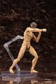 「進撃の巨人」、巨人エレンのプラモデルがコトブキヤから! 各部の関節や眼球が可動