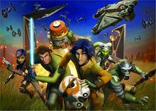 TVアニメ「スター・ウォーズ 反乱者たち」、日本では2015年1月24日に放送開始! ディズニーとルーカスフィルムによる初の完全オリジナルSW