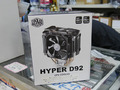 対角線上にファンを配置したサイドフローCPUクーラー! COOLERMASTER「Hyper D92」発売