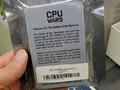 【アキバこぼれ話】CPUのスペックで勝負する対戦型カードゲーム「CPU WARS」が販売中