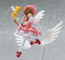 カードキャプターさくら、可動フィギュア「figma 木之本桜」がマックスファクトリーから! ケロちゃんや翼パーツも付属