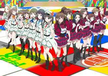 WUG、単独イベント「Wake Up, Girls! VS I-1club」のイベントビジュアルを公開! WUGメンバーの新衣装も