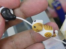 【アキバこぼれ話】イヤホンケーブル用の猫型アクセサリー「にゃピタ」が販売中!