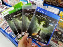 「ドラゴンエイジ:インクイジション」、「ファンタシースター ノヴァ」、「新・世界樹の迷宮2」など今週発売の注目ゲーム!