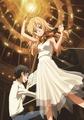 2014年秋アニメ中間レビュー!「四月は君の嘘」「SHIROBAKO」など、注目の5作品を紹介