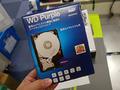 ビデオ監視向け6TB HDDがWesternDigitalから! 「WD60PURX」発売