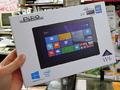WUXGA液晶&3G通信機能搭載の8.9インチWindows 8.1タブレットが発売!