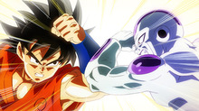 アニメ映画『ドラゴンボールZ 復活の「F」』、TOHOシネマズではフリーザによる告知映像を幕間に上映! 2015年1月16日まで
