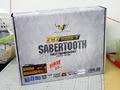 冬季迷彩風の白いZ97マザー! ASUS「SABERTOOTH Z97 MARK S」発売!
