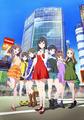 ヤマカンのオリジナルアニメ「Wake Up, Girls!」、続編となる劇場版を2015年内に公開! 仙台のアイドルたちが東京へ進出