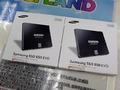 3D V-NAND採用の2.5インチSSD「850 EVO」がSAMSUNGから!