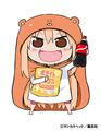 「干物妹!うまるちゃん」、アニメ化! 外では完璧だが家ではグータラな女子高生と世話焼き兄の日常コメディ