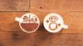 AGF、1000杯の手作りラテアートを使ったショートアニメ「Latte Motion」を公開! あるカップルの恋の物語
