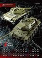ガルパン×World of Tanks、第2次「秋葉原上陸作戦」に景品を追加! 戦車カレンダーやコラボかるた45枚セットなど