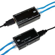HDMIをLANケーブルで延長できるHDMIエクステンダーが上海問屋から!
