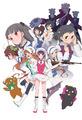 2015冬の新作アニメ「ユリ熊嵐」、早くもBlu-ray&DVD第1巻が発売決定!