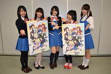 TVアニメ「ハロー!! きんいろモザイク」、2015年4月にスタート! Rhodanthe*新曲「夢色パレード」入りの新PVも公開