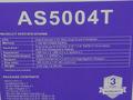 デュアルコアCeleron搭載のASUSTORのビジネス向け4ベイNAS「AS5004T」が発売に!