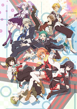 TVアニメ「ミカグラ学園組曲」、4月に放送開始! キャスト第1弾とメインビジュアルも解禁