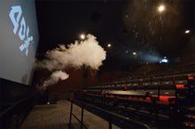 アニメ映画『ドラゴンボールZ 復活の「F」』、4DX上映も決定! 映像と座席(動き/水/風/光/香り/煙など)の連動によって大迫力バトルを全身で