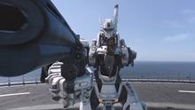 実写版パトレイバー、長編劇場版「首都決戦」の場面写真を公開! 武装ヘリ「グレイゴースト」とパイロット・灰原零の姿も
