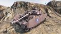 ガルパン、オンライン戦車対戦ゲーム「World of Tanks」に新たなスペシャルパックが登場! 学園艦や白旗も再現