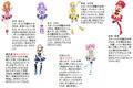 TVアニメ「アイカツ!」、新メインビジュアルと新キャラを発表! 4月からは30分繰り下げて放送