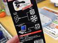 12Vファンの定格回転が可能な電圧ブースター内蔵USBファンケーブル「AS-71」がサイズから!