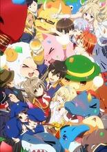 TVアニメ「甘城ブリリアントパーク」、未放送エピソード収録のBD/DVD「特別編」を6月26日に発売! 特典コメンタリー満載