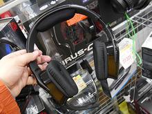 ツインドライバー構成のCOOLERMASTER製ゲーミングヘッドセット「SIRUS-C」が発売に!