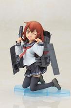 艦これ、「雷 アニメver.」の1/8フィギュアがコトブキヤから! アニメ版の設定を忠実に再現