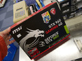 MSIの4GBメモリー版GeForce GTX 960搭載カードが3月28日発売に!