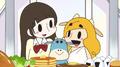 JA全農のショートアニメ「おにくだいすき!ゼウシくん」最終回に雨宮天が出演! 花澤香菜との夢の親子役競演が実現!