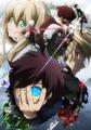小山力也と小林ゆうが大暴れ! 春アニメ「血界戦線」、AJ2015ステージ&先行上映会レポート