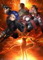 「攻殻機動隊ARISE」、TVアニメ版の完全新作エピソードをまとめたBD/DVDを8月26日に発売! 「PYROPHORIC CULT」