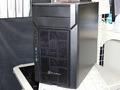 最大8台の2.5インチHDDが搭載可能なmicroATXケース! SilverStone「Kublai KL06」が発売