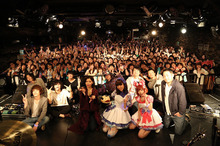 「SHOW BY ROCK!!」アニメ化記念ライブ、イベントレポートが到着!