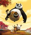 TVアニメ「カンフー・パンダ ザ・シリーズ」、4月13日より日本初放送! 世界最強パンダ・ポーが再び日本へ