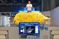 「ドラゴンボールで科学する!」展、お台場・フジテレビでも開催! 脳波で動く「筋斗雲シミュレーター」などで科学を体験
