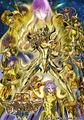 春アニメ「聖闘士星矢 黄金魂 -soul of gold-」、BD/DVDは全6巻でリリース! 原作の時間軸に踏み込んだ完全新作