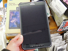 防水・防塵・対衝撃仕様の8インチタブレット SAMSUNG「GALAXY Tab Active」が販売中