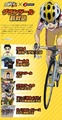 「劇場版 弱虫ペダル」、スポーツ専門チャンネル「J SPORTS」とコラボ! 実際の自転車レースやチームをアニメにオーバーラップさせて紹介