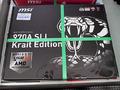 初のAMD CPU対応USB 3.1搭載マザーMSI「970A SLI Krait Edition」が登場!
