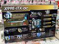 LGA2011v3対応のX99搭載Mini-ITXマザー「X99E-ITX/ac」がASRockから!
