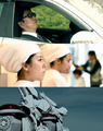 実写版パトレイバー、長編劇場版「首都決戦」のweb限定CMを公開! 昼寝をしていたタクシー運転手たちが起き上がる「デッキアップ編」