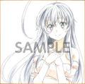 OVA「這いよれ!ニャル子さんF」、来場特典イラスト色紙の絵柄を発表! 描き下ろしの花嫁ニャル子と3人組