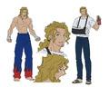 TVアニメ「血界戦線」、第8話のあらすじと先行場面写真を公開! ザップの師匠・裸獣汁外衛賤厳が登場