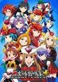 webアニメ「ロボットガールズZ+プラス」、明坂聡美と國府田マリ子の出演が決定! いずれも敵の機械獣役で