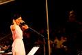 坂本真綾、3年半ぶり2度目の世界遺産ライブを広島・厳島神社で開催! さいたまスーパーアリーナに続くデビュー20周年記念企画