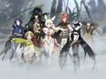 疑心暗鬼ファンタジーアニメ「六花の勇者」、キービジュアル第2弾を公開! 主題歌はOP/EDともに新人女性シンガー・MICHIが担当